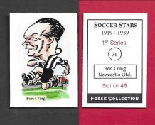 Newcastle United Ben Craig 36 (FC) (R)
